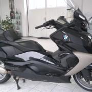 Skuter BMW Azzurro